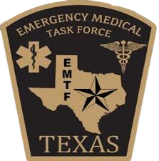 Emergency Medical Task Force Patch