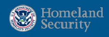 Department of Homeland Security (DHS) Logo
