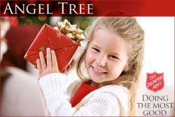Poster for the Angel Tree Program