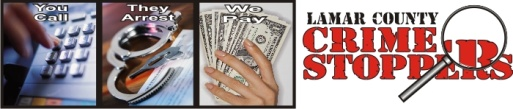Lamar County Crime Stoppers logo